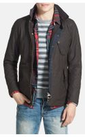 Barbour Cassells Waterproof Waxed Cotton Jacket