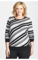 Sejour Stripe Sweater