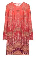 Matthew Williamson Printed Silk Dress - Lyst