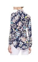 Equipment Signature Floralprint Blouse