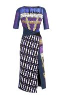 Peter Pilotto Twist Dress - Lyst