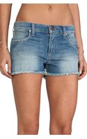Joe's Jeans Easy Cut Off Short - Lyst