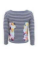 Sachin & Babi Long Sleeve Print Solange Top