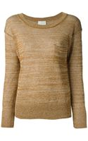 Forte Forte Knitted Sweater - Lyst