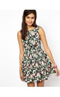 Jarlo Printed Dress