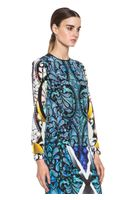Peter Pilotto Tahlia Blouse - Lyst