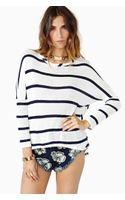 Nasty Gal Coasting The Coast Knit - Lyst