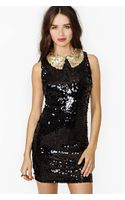 Nasty Gal Rare London Hutton Sequin Dress - Lyst