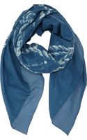 Balmain Nautical Scarf - Lyst