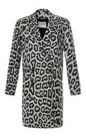 Sea Leopard Canvas Overcoat