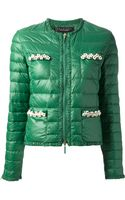 Twin-set Simona Barbieri Padded Jacket - Lyst