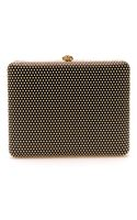 Alexander McQueen Studded Evening Book Clutch - Lyst