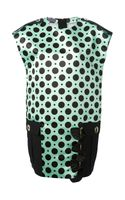 Emanuel Ungaro Polka Dot Dress - Lyst