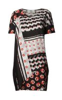 Prabal Gurung Pansy Print Dress - Lyst
