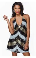 Nasty Gal Party Doll Sequin Dress - Lyst