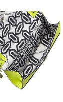 Rebecca Minkoff Mini Spiked Walletonachain Bag Acid Yellow - Lyst