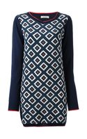 Emma Cook Knit Dress - Lyst