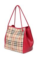 Burberry Canterbury Haymarket Check Shoulder Bag - Lyst