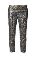 Isabel Marant Cropped Sequinned Trouser - Lyst