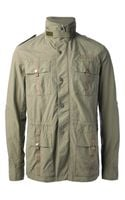 Michael Bastian Military Jacket - Lyst