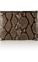 Marni Python Shoulder Bag