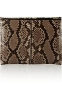 Marni Python Shoulder Bag - Lyst