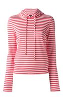 DSquared2 Striped Hoodie
