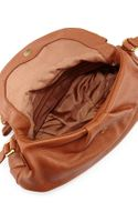 Marc By Marc Jacobs Classic Q Natasha Crossbody Bag Smoked Almond - Lyst