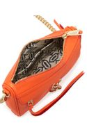 Rebecca Minkoff Mini Mac Crossbody Bag Orangina