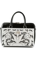 Class Roberto Cavalli Bella Medium Bowling Bag - Lyst