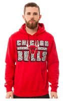Mitchell & Ness The Chicago Bulls Hoody