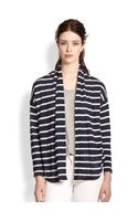 Splendid Laguna Striped Open Cardigan - Lyst