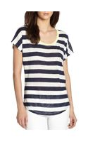 Joie Maddie Striped Tee