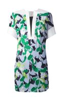 Peter Pilotto Printed Dress