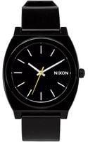 Nixon Time Teller P Black Watch - Lyst