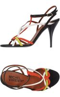 Michel Vivien Sandals - Lyst