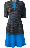 Missoni Pattern Dress - Lyst