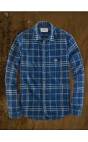 Denim & Supply Ralph Lauren Atty Plaid Workshirt - Lyst