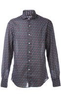 Michael Bastian Shirt - Lyst