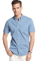 Tommy Hilfiger Slater Checked Shirt - Lyst