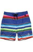 Polo Ralph Lauren Navajo Rlx Swim Shorts - Lyst