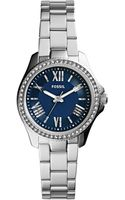 Fossil Womens Mini Cecile Stainless Steel Bracelet Watch 29mm - Lyst