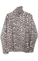 Vanessa Bruno Baguera Leopard Sweater - Lyst