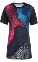 Christopher Kane Short Sleeve Tshirt - Lyst
