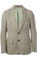 Dondup Herringbone Jacket - Lyst