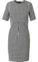 Diane Von Furstenberg Sheath Dress - Lyst
