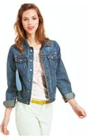 Maison Jules Denim Jacket - Lyst