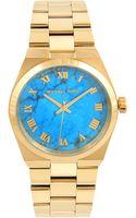 Michael Kors Brooks Watch - Lyst