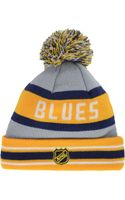 New Era St Louis Blues Jake Pom Knit Hat - Lyst