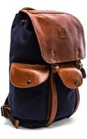 Will Leather Goods Lennon Backpack - Lyst
